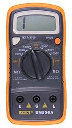 BM500A 绝缘电阻表
