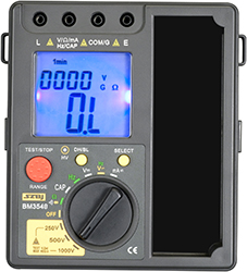 BM3548  1000V绝缘电阻表+多用表