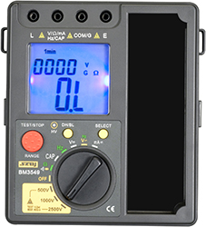 BM3549 2500V绝缘电阻表+数字多用表