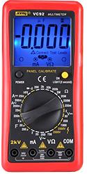 VC92 2000V数字多用表